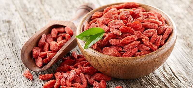 5 Reasons You Can T Say No To Goji Berries In Your Diet Chart Eat With Me